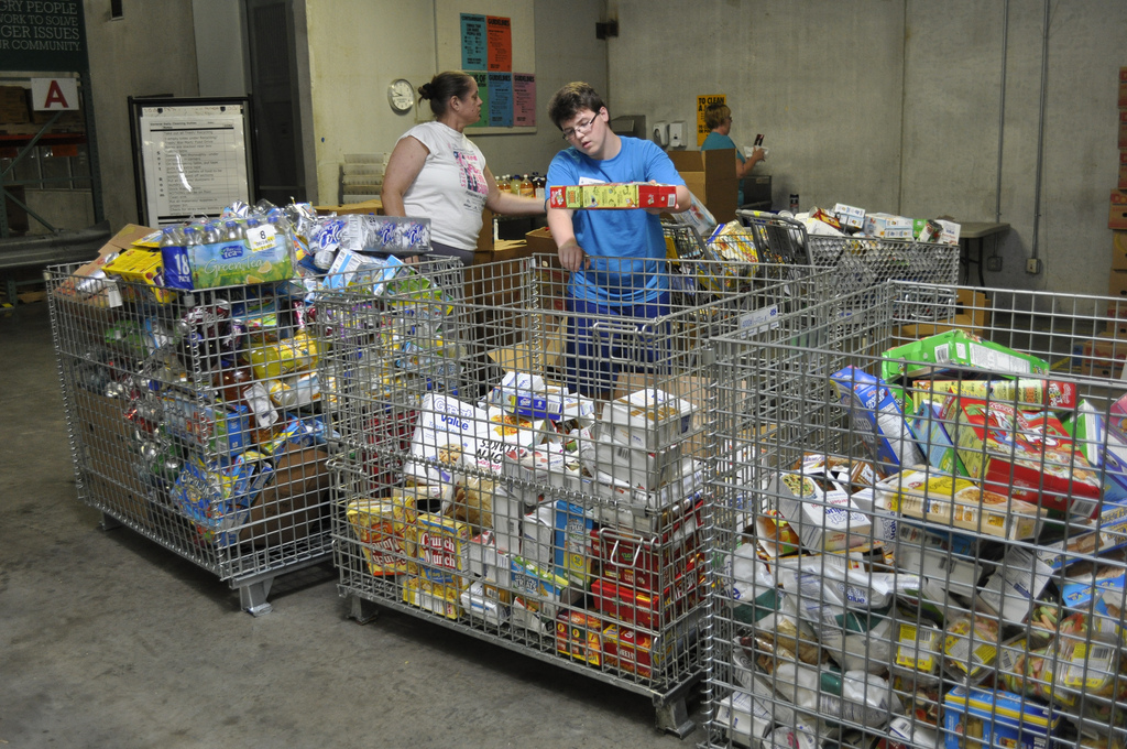 As Bay Area rent skyrockets, more families gohungry