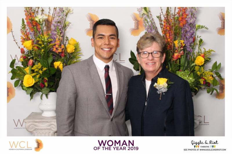 Congratulations to Pastor Penny Nixon on Being Named Assembly District 22's Woman of theYear!